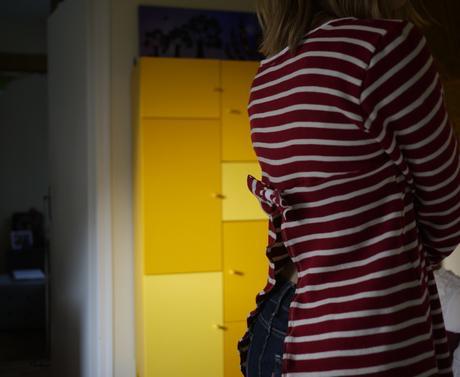 #Patternhacking : le tee shirt plantain