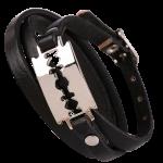 Bracelets homme, la mode au poignet