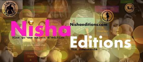 Les dessous de l'Edition : ma ptite interview avec Nisha Editions pour la naissance d'une ME