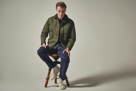 FREEMANS SPORTING CLUB – F/W 2015 COLLECTION