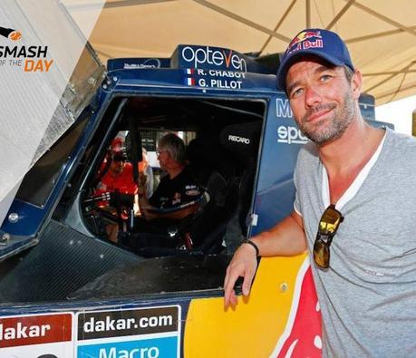 Sébastien Loeb s'attaque au mythique Paris-Dakar