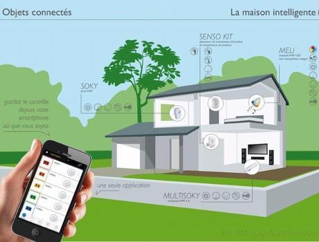 Extel s'invite un peu plus dans la maison avec une offre d'objets connectés