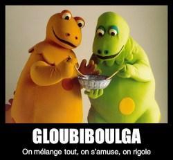 gloubiboulga : on mélange tout, on s'amuse, on rigole