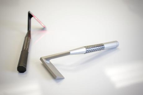 Crowdfunding : The Skarp le rasoir laser