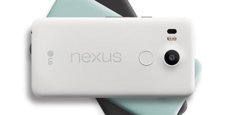 Dévoilement du Nexus5X par Google (MAJ)