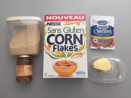 [Recette] Barres de céréales sans gluten