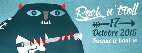 Rock n' Troll Festival 2015 - Catfish, Zebra, Prowpuskovic...