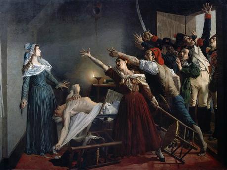 1880 l'assassinat de marat