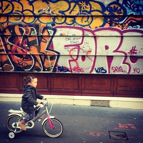 Ma miss à vélo (27 septembre)
