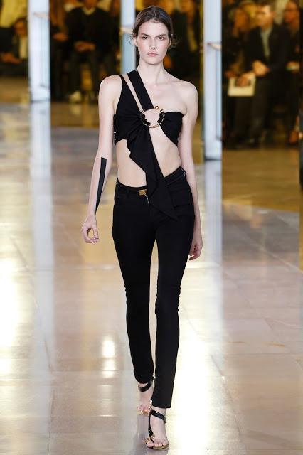Paris Fashion Week été 2016 : Le Défilé Anthony Vaccarello...