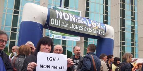 LGV Sud-Ouest : le gouvernement face à la démocratie