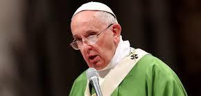 Notre Pape « Vert »