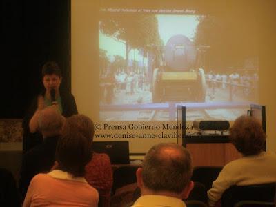 Tournée de conférences à Buenos Aires et Mendoza [Retour sur Images]