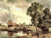 John constable, maitre pour romantiques impressionnistes