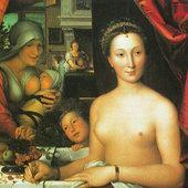 François Clouet, Dame au bain (1570) - Littérature, Peinture, Récits de voyage
