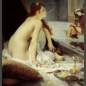 Jean Lecomte du Noüy : L'esclave Blanche. 1888 - Littérature, Peinture, Récits de voyage