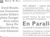 Exposition PARALLÈLE Sigean