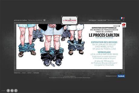 L'Incartade expose les dessins du «Procès Carlton»