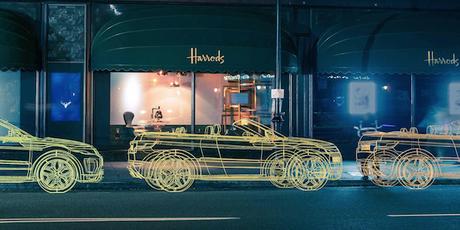 moteur reveal de la nouvelle range rover evoque cabrio voir. Black Bedroom Furniture Sets. Home Design Ideas