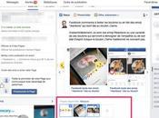 Facebook déploie carrousels photos publications Pages
