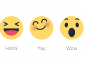 Facebook emoticones mais bouton j'aime