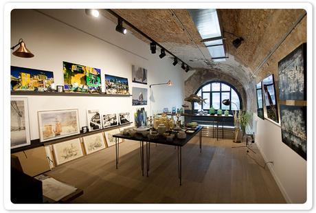 wooden gallery concept store art d co marseille paperblog. Black Bedroom Furniture Sets. Home Design Ideas