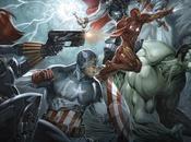 Commande Avengers