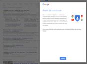 Quand Google laisse plus choix, pour utiliser services