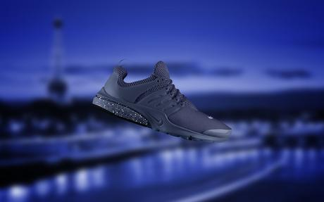 Presto Nike Bleu Marine