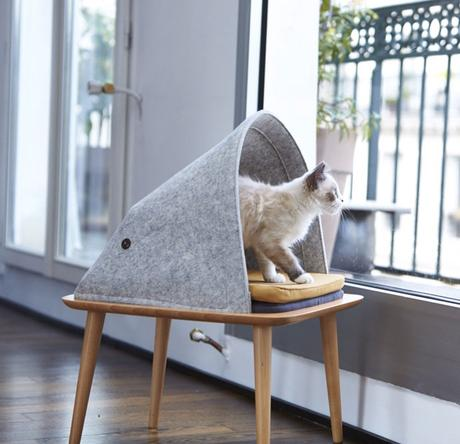 meyou paris mobilier chic design pour chat exigeant paperblog. Black Bedroom Furniture Sets. Home Design Ideas