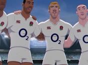 spots diffusés pendant Coupe monde rugby