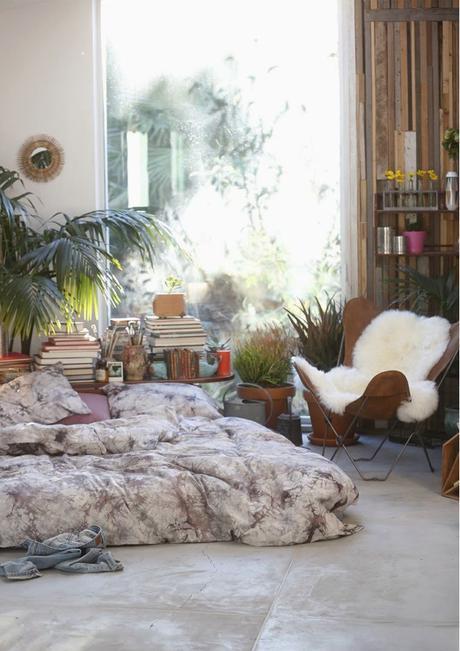 dco de chambre bohme - Decoration Chambre Hippie Chic