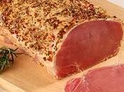 aliments plus protéinés Rôti carré porc