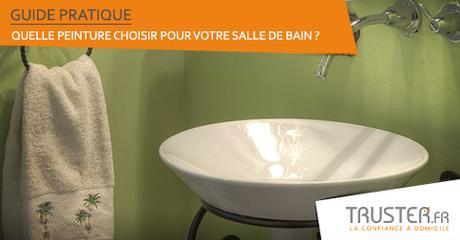 Quelle peinture choisir pour votre salle de bain voir for Quelle peinture choisir pour une salle de bain