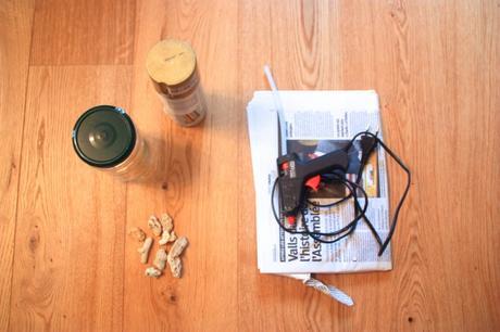 diy fabriquer une boite de rangement de coton d maquiller d couvrir. Black Bedroom Furniture Sets. Home Design Ideas