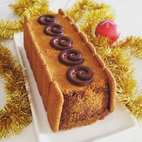 B che chocolat sp culos sans cuisson voir - Buche aux marrons sans cuisson ...