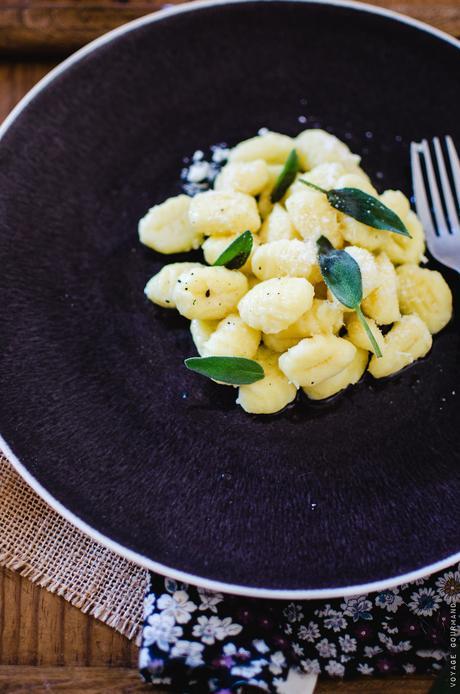 gnocchis de pomme de terre au beurre de sauge battle food 37 paperblog. Black Bedroom Furniture Sets. Home Design Ideas