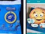 premier biscuit connecté goûter COP21