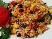 salade quinoa mexicaine