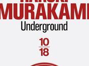 Undergroung, d'Haruki Murakami