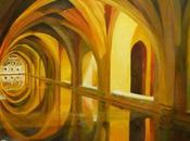 Citerne l'Alcazar Séville Peinture Serge Boisse
