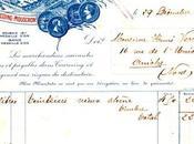 1923 Patriotisme, Manufacture cires produits d'entretien Tourcoing