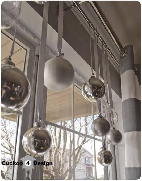 Idee De Decoration De Noel Pour Fenetre