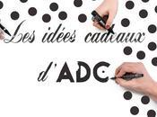 idées cadeaux d'ADC