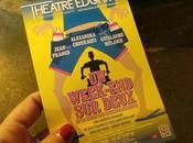 week-end deux Théâtre Edgar