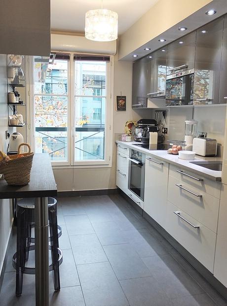 C t cuisine paperblog for Installer cuisine ikea