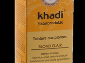 colorations Khadi blondes arrivent