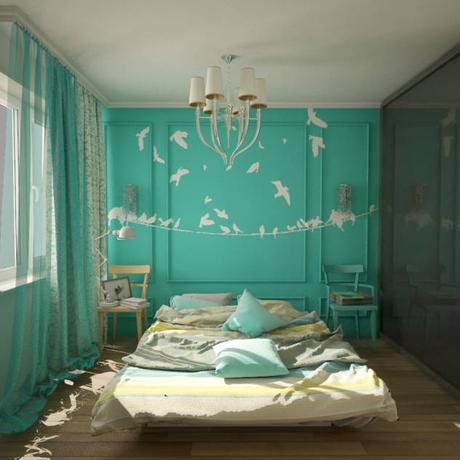 comment d corer sa chambre d adulte paperblog. Black Bedroom Furniture Sets. Home Design Ideas