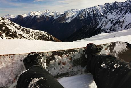 Un WE de Snow à Cauterets