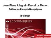 Economie mondialisation Jean-Pierre Allegret Pascal Merrer